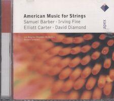 American Music for Strings cd