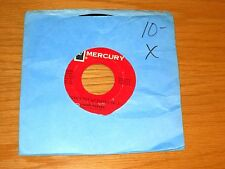 "BLUES 45 RPM - JUNIOR PARKER - MERCURY 72699 - ""I CAN'T PUT MY FINGER ON IT"""