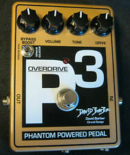 Barber P3 Overdrive Pedal