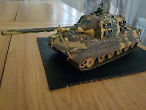 Forces Of Valor ( Unimax) German Jagdtiger, Germany 1945 scale 1:32 80059  #323