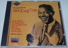 Nat King Cole: The One & Only: Original (1990) CD Album