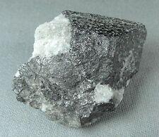 Magnetite crystals in matrix. Natural mineral. 70 gms (2.47 oz).