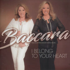 Baccara Feat. María Mendiola & Cristina Sevilla ‎– I Belong To Your Heart CD NEW