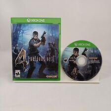 4 Resident Evil Xbox One Spiel US NTSC REGION FREE PLAY ON UK-Europäische Konsolen