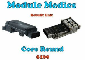REBUILT Ford Excursion ABS Module 2C34-2C346-BE OEM 1999-2003 $100 CORE REFUND