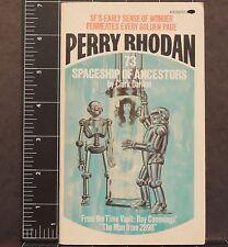 Perry Rhodan #73 Spaceship of Ancestors Clark Darlton 1975 Sci-Fi Ghostship Past