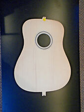 SALE!! TACOMA/GUILD Guitar Luthier Tonewood 3A Red Spruce DREADNAUT TOP R2