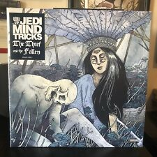 Jedi Mind Tricks - The Thief And The Fallen White And Blue Variant Vinyl Record