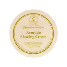 2 X Taylor Of Old Bond Street Avocado Shaving Cream 150gr. / SAME DAY POST