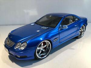 1/18 MAISTO Voiture Miniature Mercedes-Benz SL 55 AMG