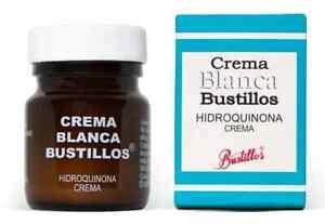 Crema Blanca Bustillos 40 gr hidroquinona