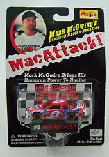 1999 Maisto 1:64 BOBBY HILLIN JR #8 Clean Shower / Mark McGwire's Mac Attack