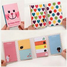 Lovely Sticky Point Marker Bookmark Memo Notes Flags