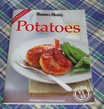 Womens Weekly POTATOES recipe cookbook