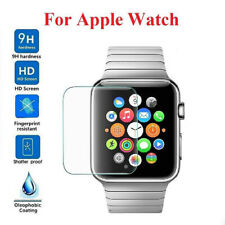 For Apple Watch iWatch 5 4 3 2 1 38/40/42/44 mm Tempered Glass Screen Protector