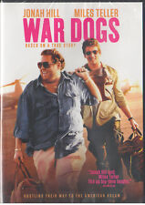 WAR DOGS (DVD, 2016) NEW