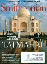 2011 Smithsonian Magazine: Taj Mahal/Fay Ray's Skates/Gene Tunney's Gloves/Otter