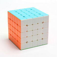 5X5X5 Magic Rubik's Cube Turns Quicker Colorful Professional Speed Puzzle Toy