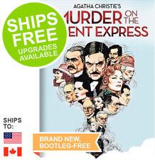 Murder on the Orient Express (DVD) NEW, Original, Albert Finney, Ingrid Bergman
