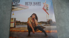 DISQUE VINYLE NEUF SOUS BLISTER  BETH HART FIRE ON THE FLOOR NEW