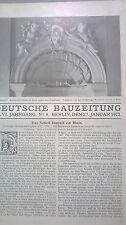 1912 8 Schloss Benrath Teil 3