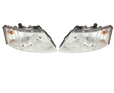 Headlamp Set Saab 9-3 Rhd ´03-07 Headlight Left Right Genuine Saab UK Australia