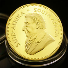 1x 1967 South Africa Transvaal Republic President Paul Kruger Commemorative Coin