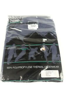 Vintage Northwest Passage Thermal Underwear Mens Long Sleeve Shirt Sz M