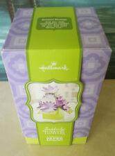Hallmark Suddenly Flowers A Surprise Pop Up Paper Bouquet Purple NIB