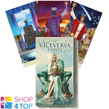VICE VERSA TAROT DECK CARDS ORACLE ESOTERIC FORTUNE TELLING LO SCARABEO NEW