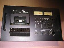 Nakamichi 600 Black Cassette Deck 120-240V switchable