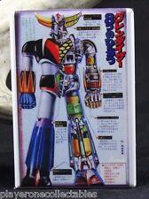 """Grendizer / Mazinger Z Poster 2"""" X 3"""" Fridge Magnet. Japanese Anime"""