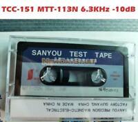 NEW 1pc Test Tape Replace For TCC-151 MTT-113N 6.3KHz -10dB