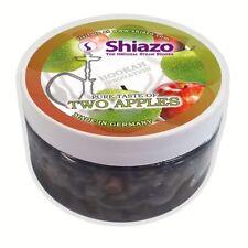 Shiazo vapeur Pierres Double Pomme 250 g-Steam Stones libéré de la nicotine, tabakfrei