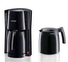 Severin KA 9234, Kaffeemaschine (schwarz, 2 Thermokannen)