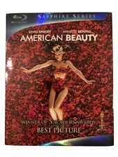American Beauty (Blu-ray Disc, 2010) Like New W Slipcover Rare
