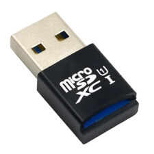 Mini High Speed USB 3.0 Micro SD SDXC TF Memory Card Reader Adapter
