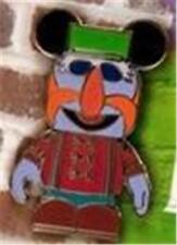 MUPPETS SERGEANT FLOYD PEPPER VINYLMATION COLLECTORS #2  PIN DISNEY