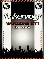 FUNKER VOGT Warzone K 17 Live in Berlin 2DVD 2009