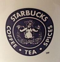 Purchased @ First Starbucks Store 2002 Barista Mermaid Siren Coffee Mug Cup
