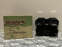 VINTAGE 1950s Sawyer's View-Master Set And 4 Reels In Original Box