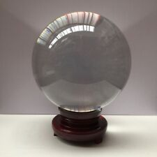 Glas Globus Weltkugel Kristall Deko Erdkugel Paperweight Briefbeschwerer Ø 60mm