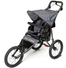 Brand new Out n about nipper sport V4 pushchair in steel grey with raincover