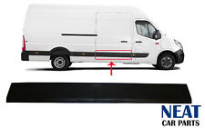 RENAULT MASTER 3 VAUXHALL MOVANO SIDE MOULDING STRIP CENTER RH LONG VAN RIGHT