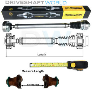 Jeep Cherokee, Grand Cherokee, Liberty Front Driveshaft All-Sizes Check OEM PLS