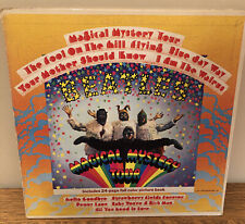 the Beatles magical mystery tour vinyl record LP 1967 Capitol SMAL-2835 NM