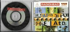 CD de musique rock CD single Radiohead