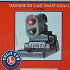 LIONEL VINTAGE O GAUGE DRAWF SIGNAL 6-22951 MAINLINE DIE-CAST 1998 NIB