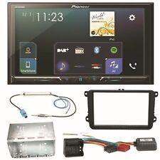 Pioneer SPH-DA230DAB Bluetooth USB Einbauset für Beetle Jetta Sharan Tiguan T5