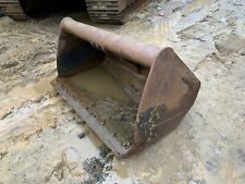 60 Wain Roy Xls Excavator Grading Bucket With 3 Pin Free Ship With25 Miles Only